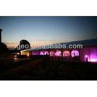 2013 outdoor concert party tent