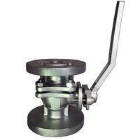 ANSI Wcb/CF8/CF8m Stainless Steel Investment Casting Flange Ball Valve Solenoid Valve thumbnail image