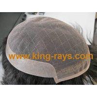comfortable lace toupee