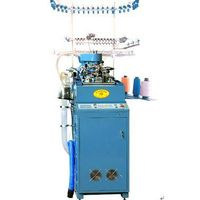 plain computerized sock knitting machine thumbnail image