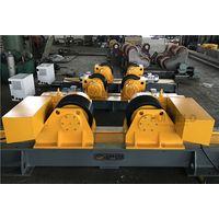 Pipe turning rolls roller bed welding tank rotator