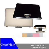 A1534 LCD Assembly Space Grey 2015 2016 For Macbook Retina 12'' A1534 Display Assembly