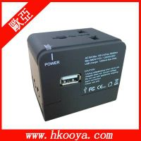 Universal Travel adapter with USB Charger(TA-101)