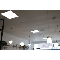 Indoor Solar Panel Led Ceiling Light for Room thumbnail image