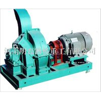 disc timber chipping machine