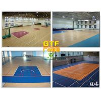 PVC Sports Flooring for Indoor Basketball thumbnail image