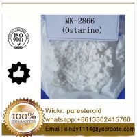Legal Sarms Ostarine Mk-2866 Enobosarm Powder CAS 841205-47-8 1202044-20-9