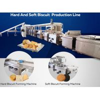 Automatic Small Scale Biscuit Making Machine with Competitive Price