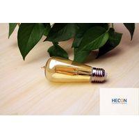 LED accent filament bulb ST48