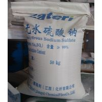 Sateri brand of sodium sulphate anhydrous ph6-8 from China
