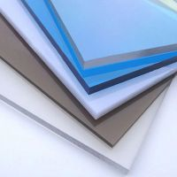 polycarbonate solid sheet for sound proof