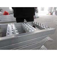 forklift loading ramps support up to 9000lbs