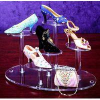 Acrylic Shoes Rack,Acrylic Shoes Stand,Acrylic Shoes Shelf thumbnail image