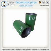 abba manufacturing china NUE 3 1 2 J55 api steel pipe coupling