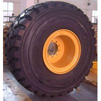 OTR Mining Tire And Rim Assembly Inflated thumbnail image