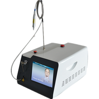 Portable 980nm diode laser vascular therapy machine red blood vessels spider vein removal 980 nm thumbnail image