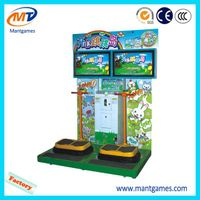 Happy Jumping Ball redemption game machine great quality