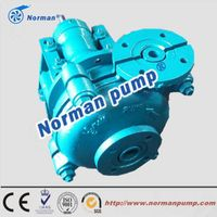 Single Stage Centrifugal Slurry Pump and Spares Parts