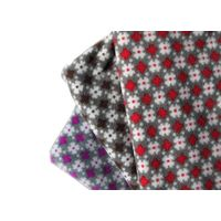 polyester printed anti-pilling polar fleece fabric thumbnail image