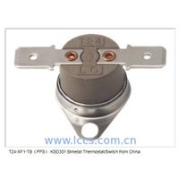 T24-XF1-TB(PPS) KSD301 Bimetal Thermostat/Switch thumbnail image
