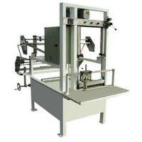 4 ply gauze folding and rolling machine