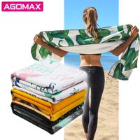 Microfiber Suede Gym Towels Fast Dry Travel Sports Towel