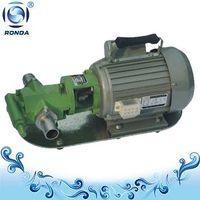 WCB   portable  gear  oil  pump