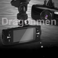 """Car DVR camcorder recorder Full HD 1080p 2.7"""" LCD high-definition H.264 120 Degree Wide Angle"""