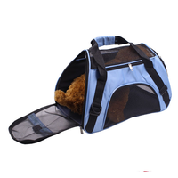 pet carrier bag for cats and small dogs thumbnail image