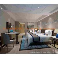 2016 China Wooden Hotel furniture hotel bedroom sets thumbnail image
