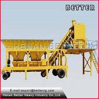 YHZS35 portable concrete batching plant used concrete mixing plant for sale thumbnail image