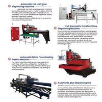 Enclosure Plastic Waterproof Box Quality Foam Sealing Machine