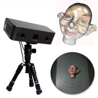 Thunk3D Cooper C20 Colorful Desktop 3D Scanner for objects with high Accuracy to 0.08mm