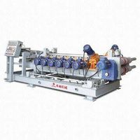 squarring and chamfering machine