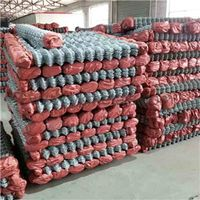 Electro Galvanized Chain Link Fence     Hot Dipped Galvanized Chain Link Fence      chain link mesh