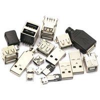 Mini USB connector Micro usb USB AF 2.0/3.0 USB BF USB socket ,type-c ,MK5P, USB data cable charging thumbnail image