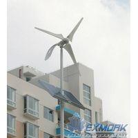 400w wind-light turbine