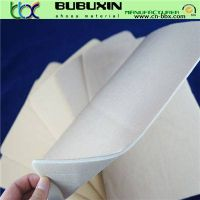 Oxford fabric with spong  with pp non woven fabric