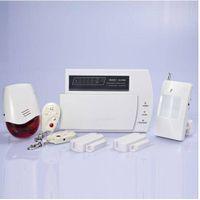 PSTN Wireless Alarm System