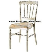 chateau chair, napoleon chair, imitated bamboo seat, classical ballroom dining furniture thumbnail image