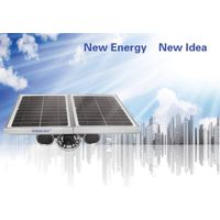 Environmental Solar Power Onvif Build in 16G TF Card Wifi Network Camera With Battery