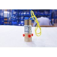 V Series Solenoid Diaphragm Valve Applicated From Any Corrosive Liquid 24VDC with 3 Way