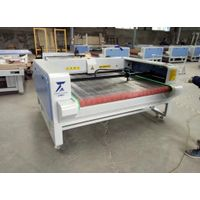 China Fabric Laser Cutting Machine