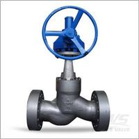4A Flanged Globe Valves