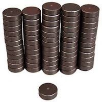 Various Disc Ferrite Magnets For Sale