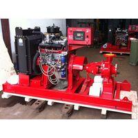 Trailer mounted dewatering pump thumbnail image