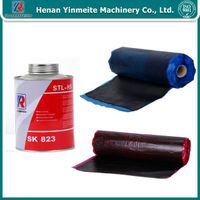 Rubber conveyor belt hot splicing material