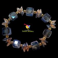 European and American fashion women creative zircon necklace chain
