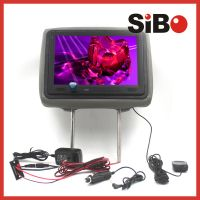 10 Inch Android Headrest Screen For Advertising Monitor In Taxi Cab Bus