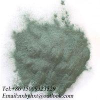 Low price silicon carbide green sic powder price thumbnail image